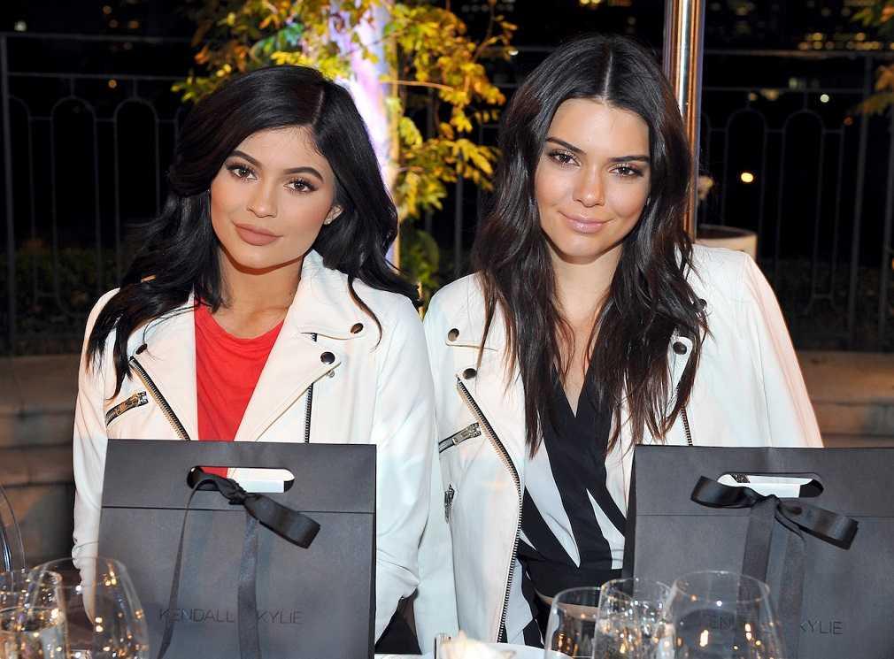 Kylie Jenner Et Ses Soeurs Kendall Montrent Leurs Compétences En
