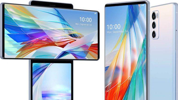 Lg Wing, Un Smartphone à Double écran En Forme De