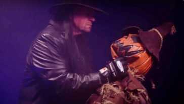 L'undertaker Se Présente à Jimmy Fallon Pour Un Régal Spécial