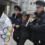 La Russie A Illégalement Empêché Les Militants Lgbt + De