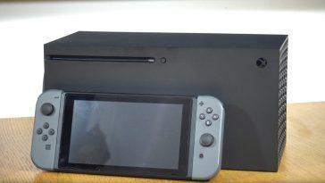 La Xbox Relancera T Elle L'une De Ses Exclusivités Sur Nintendo Switch?