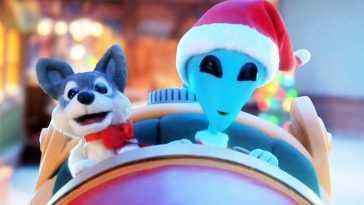La Bande Annonce Alien Xmas De Netflix Révèle Le Croisement Elf