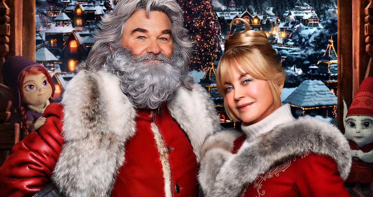 La Bande Annonce De Christmas Chronicles 2 A Kurt Russell Dans
