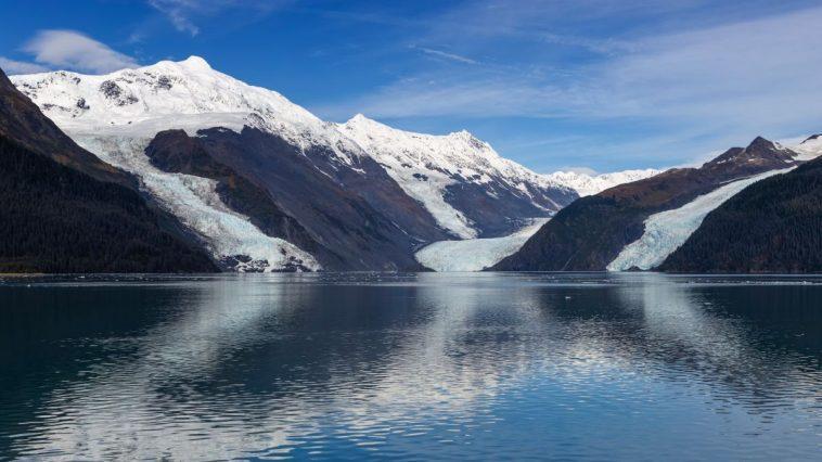 La Fonte Des Glaces En Alaska Menace De Déclencher Un