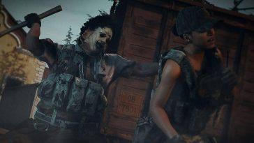 La Maison De Leatherface Trouvée Dans Call Of Duty: Warzone