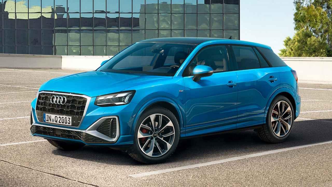 La Nouvelle Audi Q2 Est Lancée En Inde Au Prix