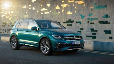 La Nouvelle Volkswagen Tiguan Est Arrivée Au Portugal. Connaître Les