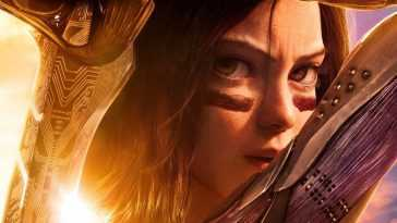 La Nouvelle Affiche Alita: Battle Angel Arrive Avant La Réédition