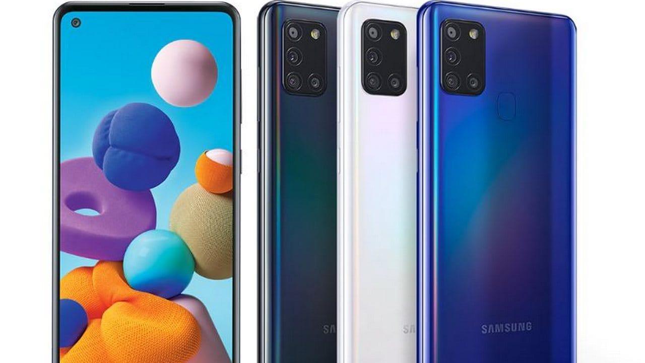La nouvelle variante de stockage de 6 Go de RAM et de 128 Go du Samsung Galaxy A21 a été lancée à 17,499 Rs