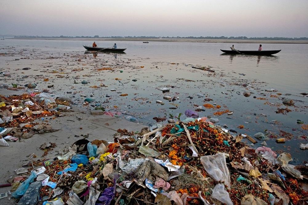 Pollution plastique océanique