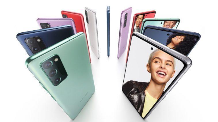 La Variante De Stockage Samsung Galaxy S20 Fe 256 Go