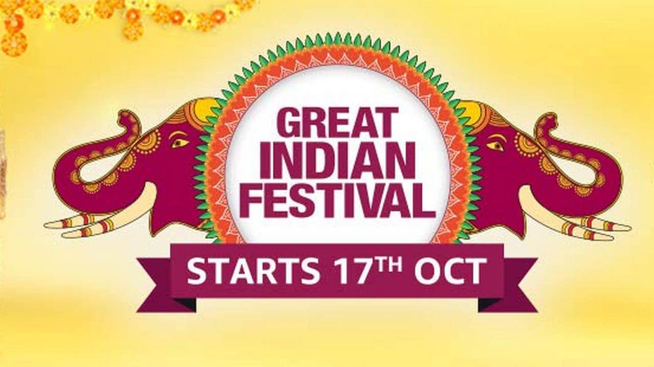 La vente Amazon Great Indian Festival débutera le 17 octobre: Offres sur iPhone 11, OnePlus Nord, Galaxy M31, etc.