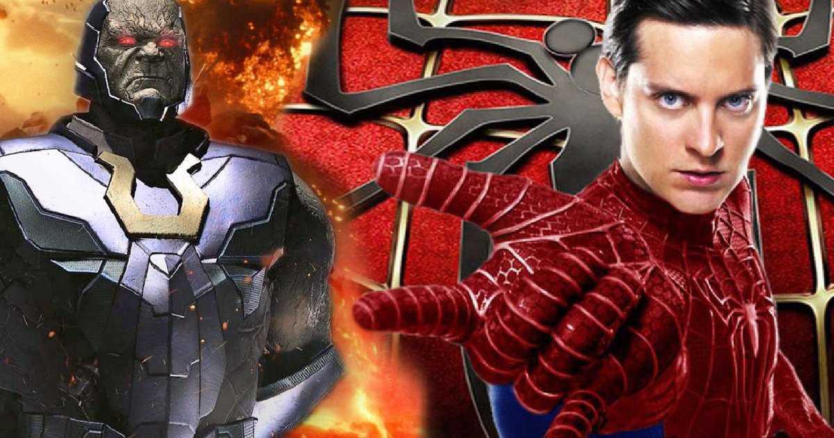 L'acteur Darkseid De La Justice League Rejoint La Campagne Pour