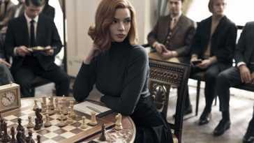 Lady's Gambit: Le Nouveau Succès Critique De Netflix Aura T Il La