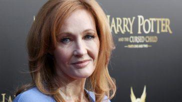 L'affiche De Jk Rowling Suscite Des Centaines De Plaintes Concernant