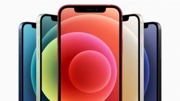 Lancement De L'iphone 12, De L'iphone 12 Mini, De L'iphone
