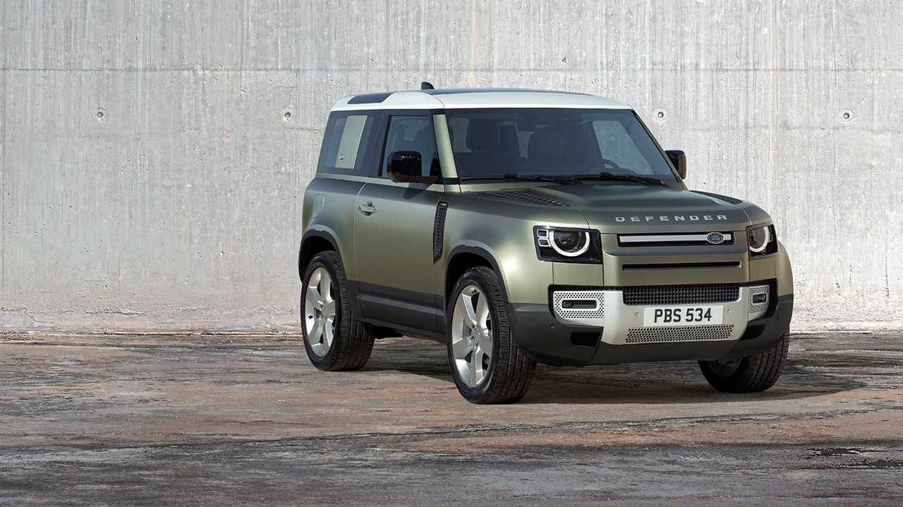 Lancement Du Nouveau Land Rover Defender En Inde: Prix, Spécifications