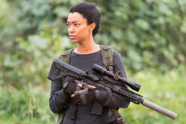 "L'ancienne Star De ""walking Dead"" Veut Participer Au Spin Off"