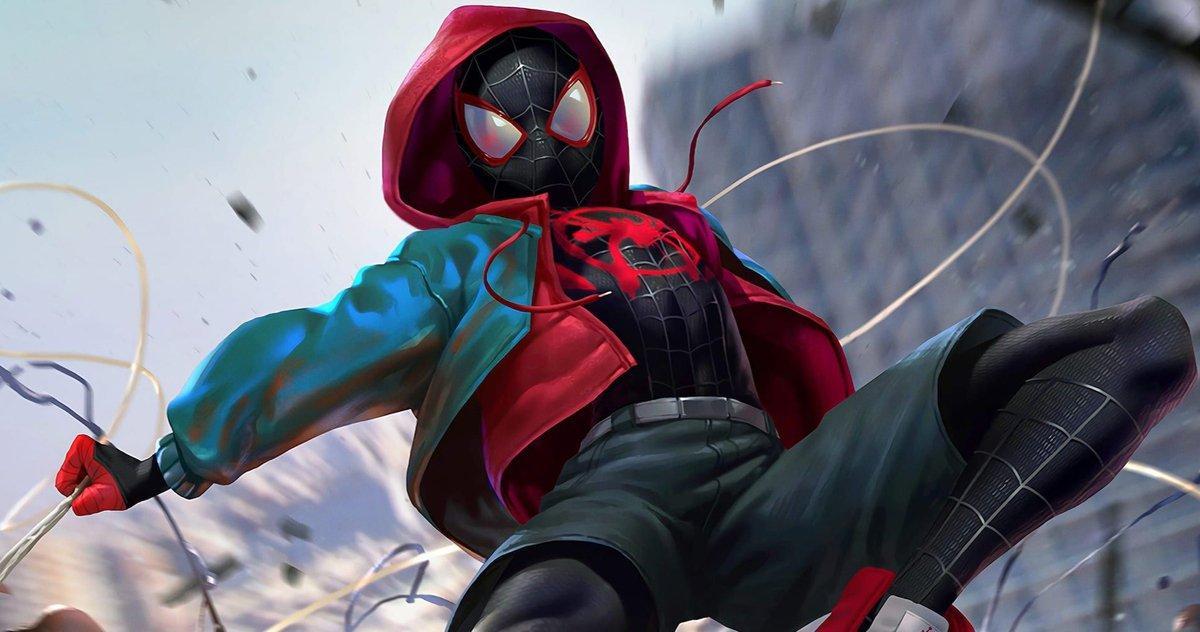 L'apparence Possible De Miles Morales Spider Man 3 Taquinée Dans Une