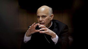 L'archevêque De San Francisco Sape L'adhésion Du Pape à L'union