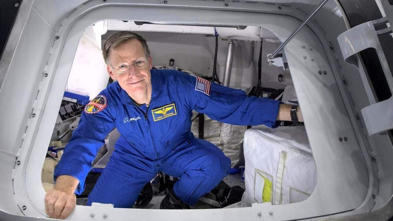 L'astronaute de Boeing Chris Ferguson ne volera pas sur le vol inaugural avec équipage du CST-100 Starliner