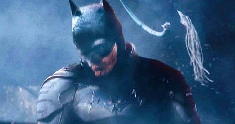 Le Batsuit Apparaît Sur Le Plateau De Batman à Liverpool