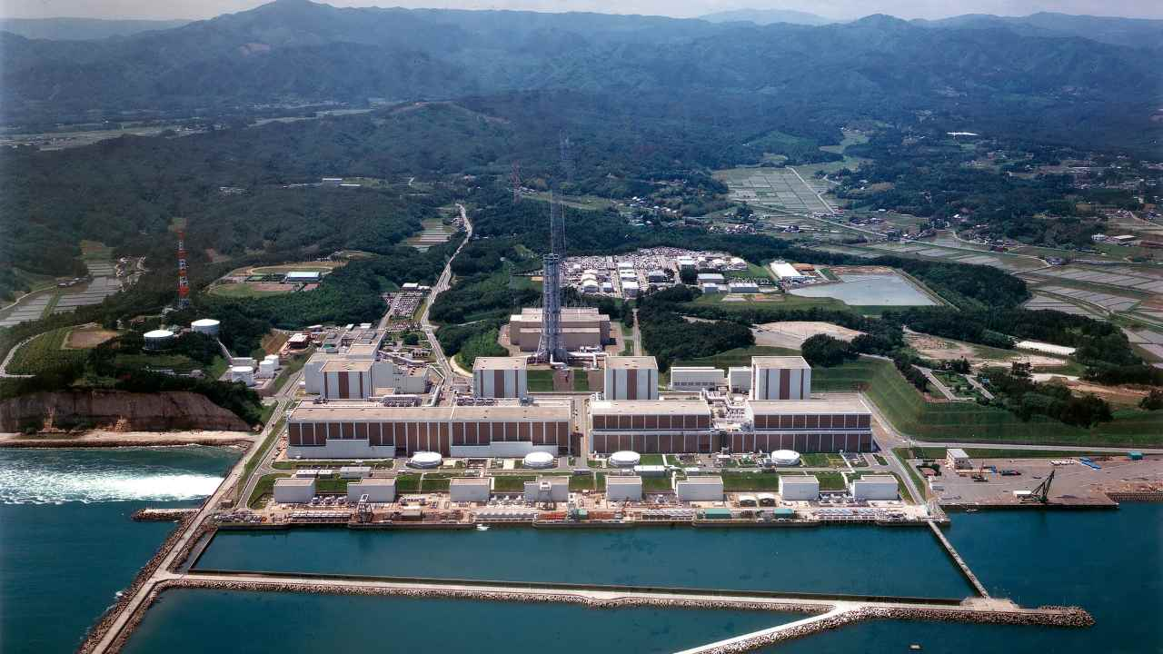 Le Japon Va Rejeter Plus D'un Million De Tonnes D'eau