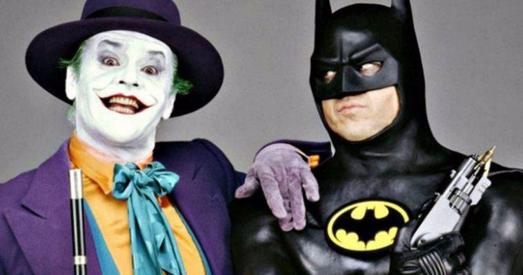 Le Joker De Jack Nicholson Avait Michael Keaton `` Nerveux