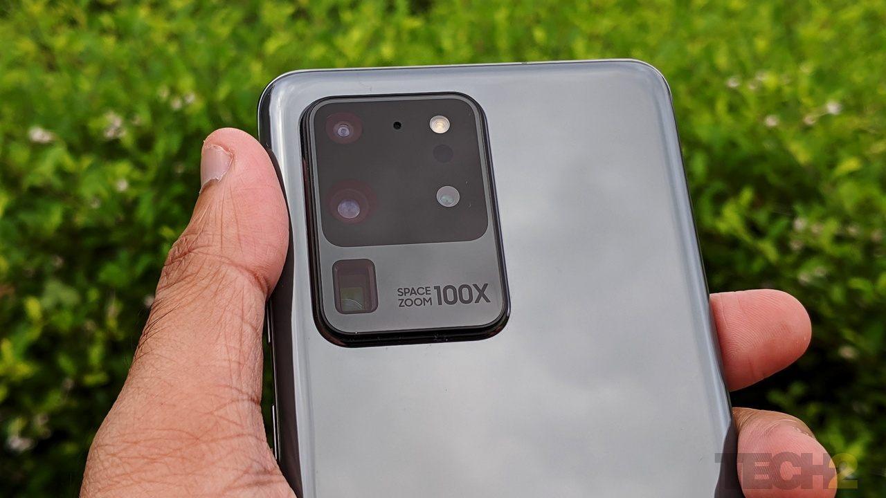 Le Samsung Galaxy S21 Ultra Devrait être Livré Avec Une