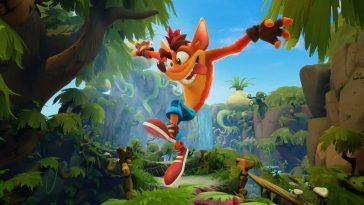 Le Code De Crash Bandicoot 4 Pointe Vers Une Version