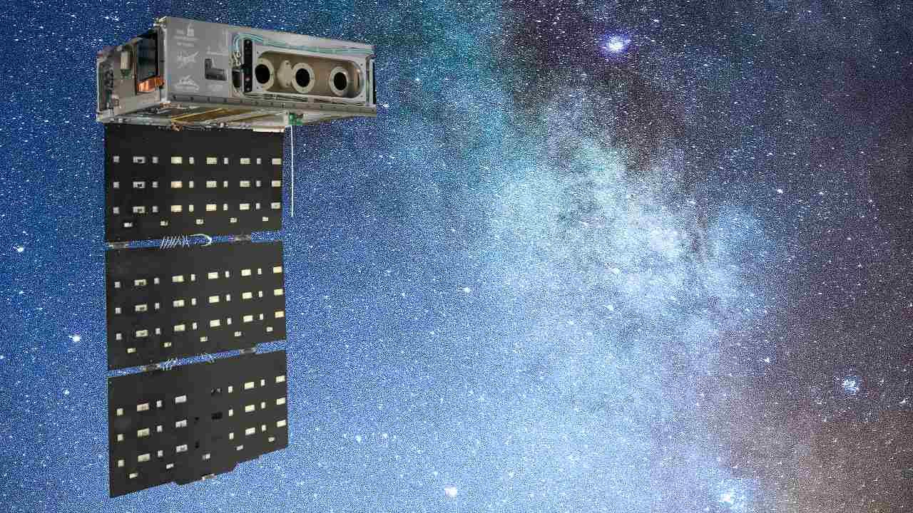 Le Halo De Gaz Chauffés De La Voie Lactée Qui