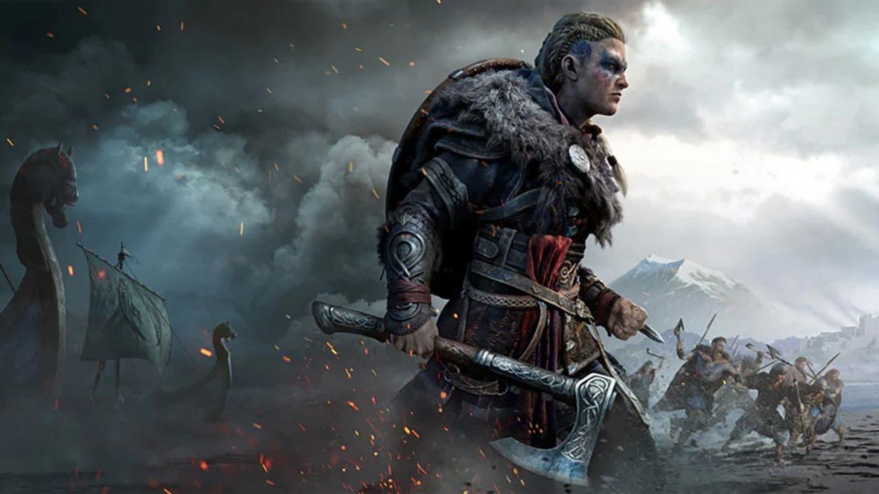 Le podcast Assassins Creed Valhalla Echoes of Valhalla publié sur Spotify