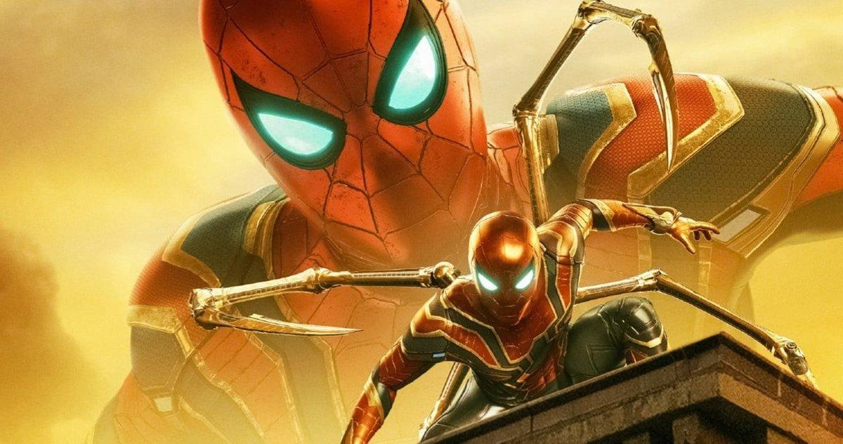 Le Premier Aperçu De Spider Man 3 à Venir En Décembre