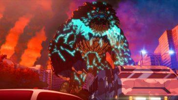 Le Premier Regard De La Série D'anime Pacific Rim Amène