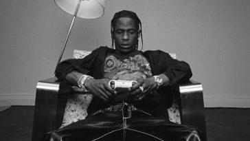 Le Rappeur Travis Scott Rejoint Officiellement La Famille Playstation