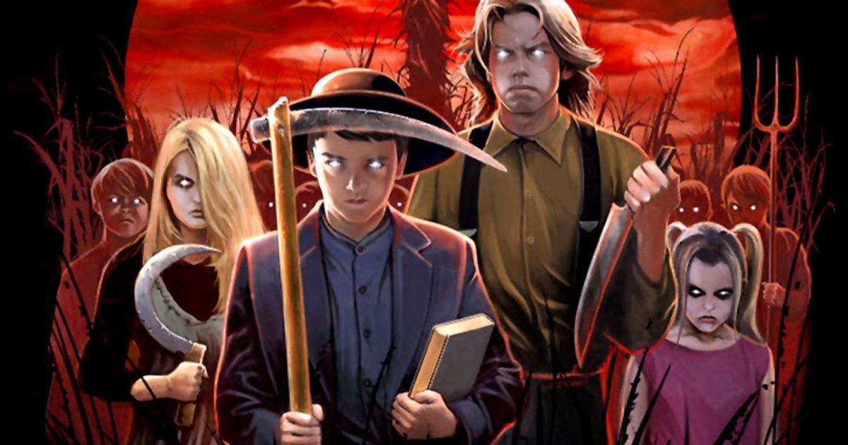 Le Remake Des Enfants Du Maïs De Stephen King Est