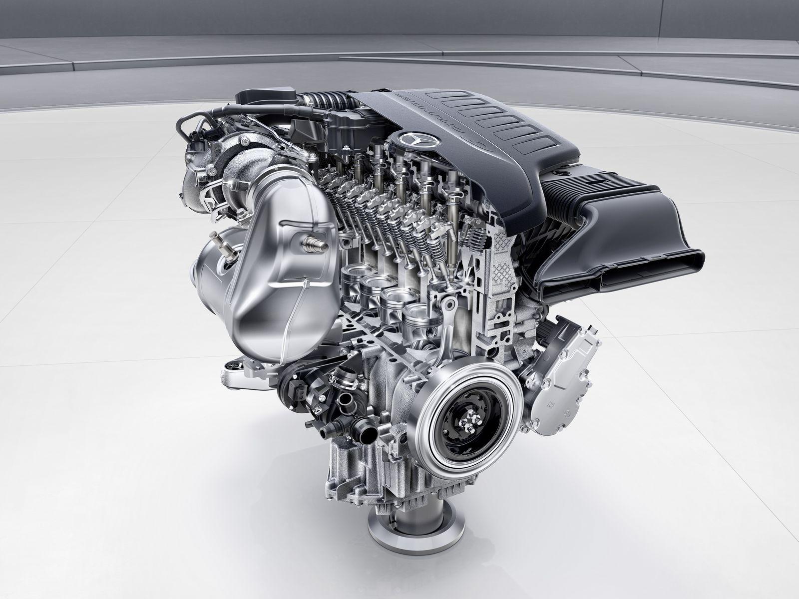 Mercedes-Benz M 256
