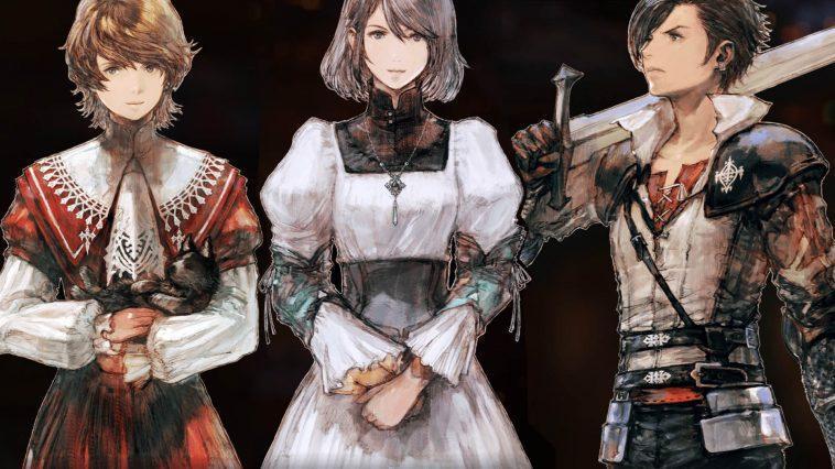 Le Site Web De Final Fantasy 16 Révèle Les 3
