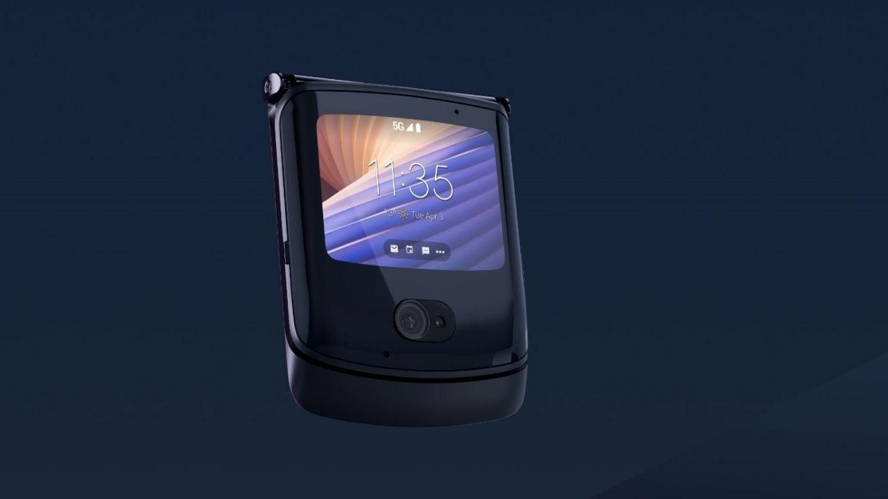 Le téléphone à clapet Moto Razr 5G avec caméra arrière de 48 MP sera lancé en Inde le 5 octobre
