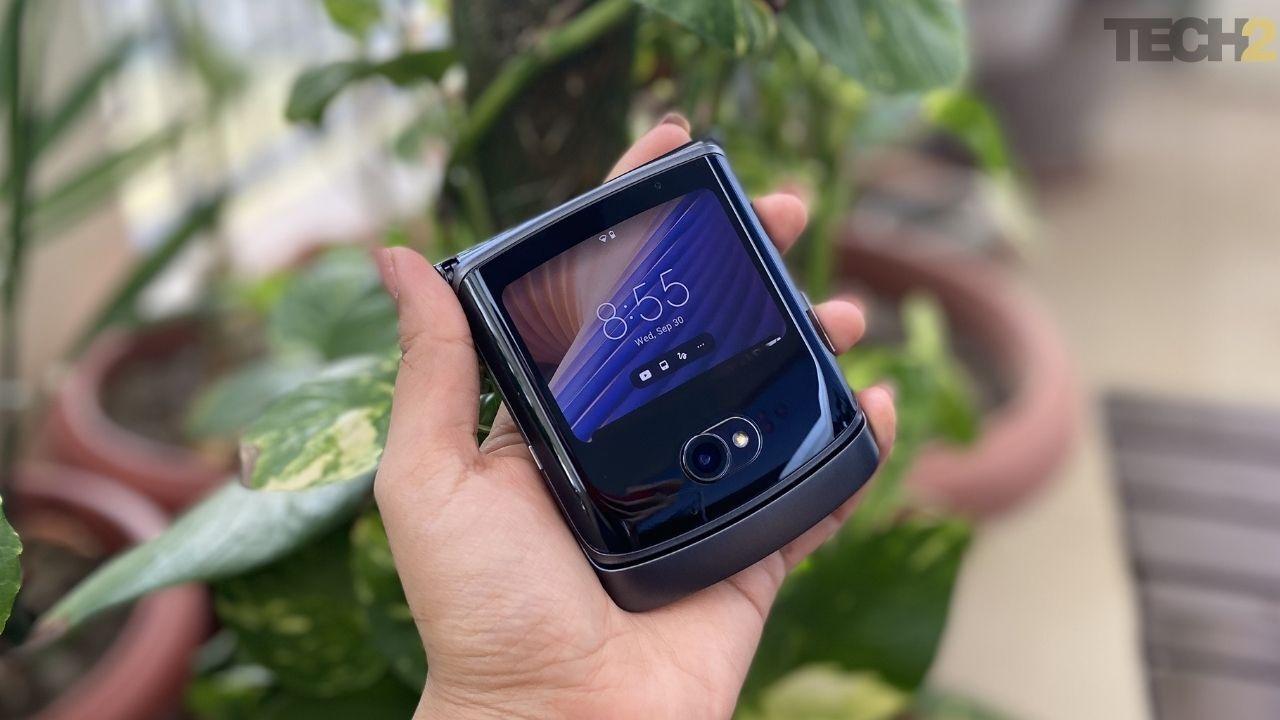 Le téléphone à clapet Motorola Razr 5G sera lancé en Inde aujourd'hui à midi: comment le regarder en direct