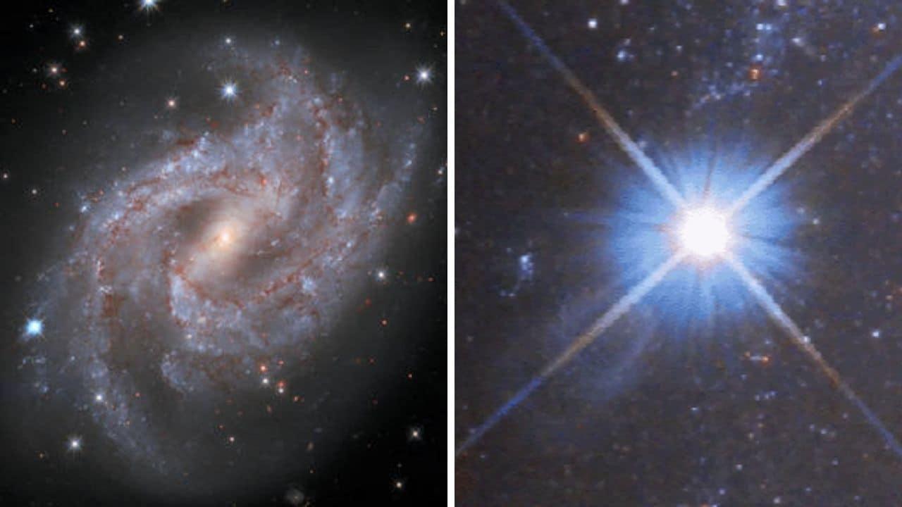 Le télescope Hubble de la NASA capture une étoile qui explose à 70 millions d'années-lumière de la Terre