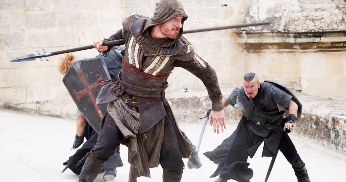 L'émission Télévisée En Direct Assassin's Creed Arrive Sur Netflix