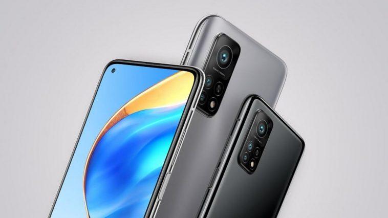 Les écouteurs Xiaomi Mi 10t, Mi 10t Pro Et Mi