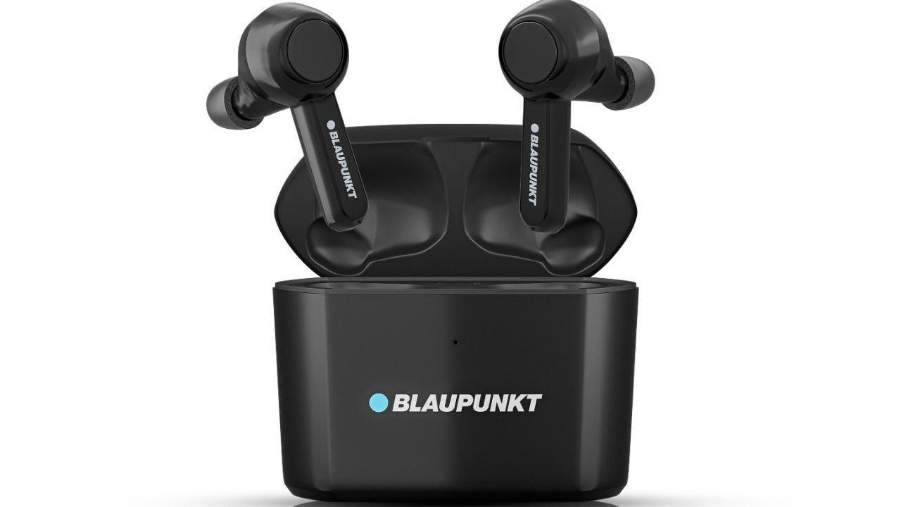Les écouteurs sans fil Blaupunkt BTW Pro Plus lancés en Inde au prix de 6999 roupies