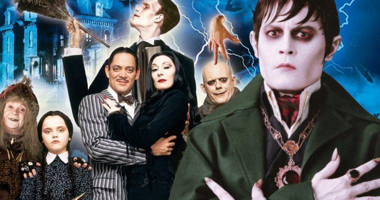 Les Fans De La Famille Addams Veulent Johnny Depp Comme