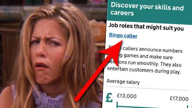 Ce test de carrière du gouvernement britannique vous dira exactement quel travail vous devez faire