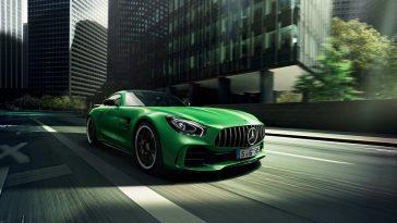 Les Modèles Mercedes Benz Amg Seront Bientôt Assemblés Localement à L'usine