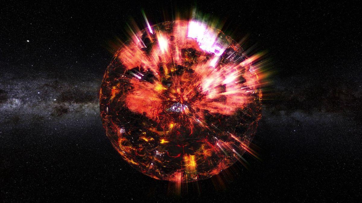 Les Pâtes Chaudes Aident Les étoiles à Neutrons Chaudes Et
