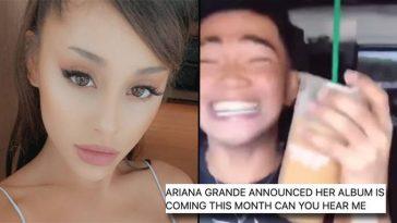 Les Réactions à Ariana Grande Annonçant Un Nouvel Album Sont