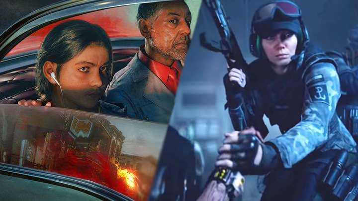 Les Versions De Far Cry 6 Et Rainbow Six Quarantine